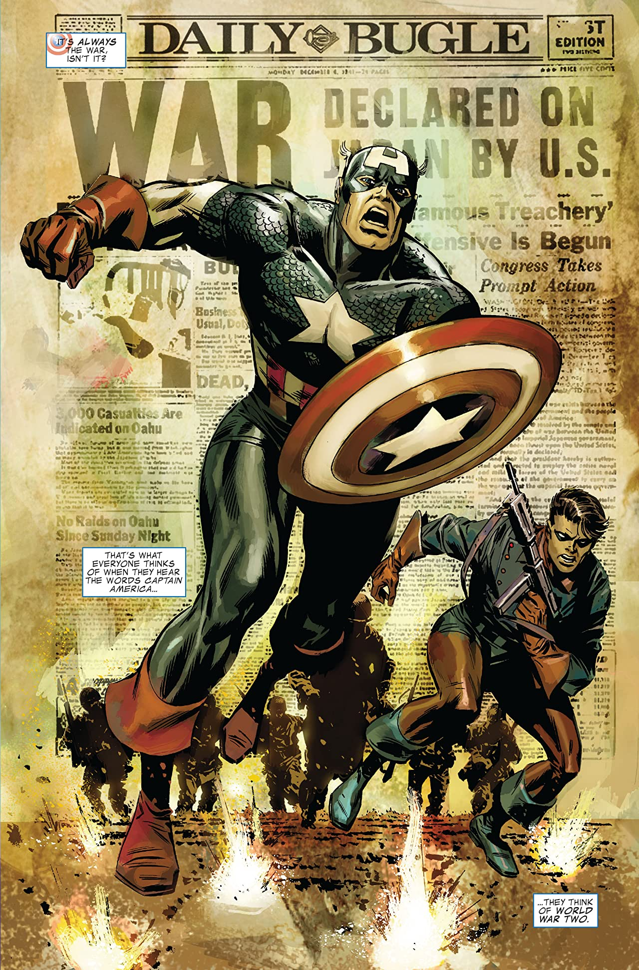 Captain America Reborn: Who Will Wield the Shield
