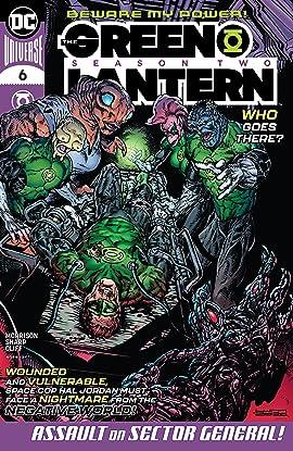 The Green Lantern Season Two (2020-) #6