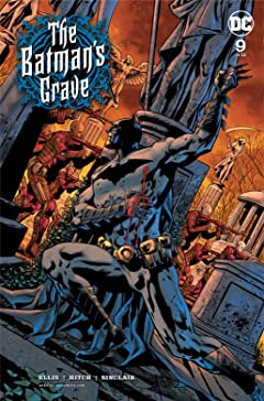 The Batman's Grave (2019-) #9