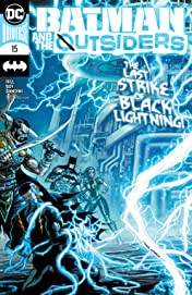 Batman and the Outsiders (2019-) #15