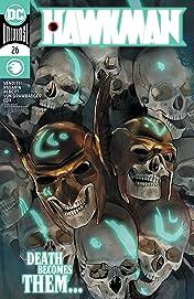 Hawkman (2018-) #26