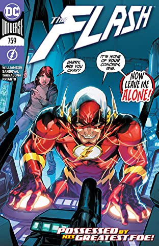 The Flash (2016-) #759