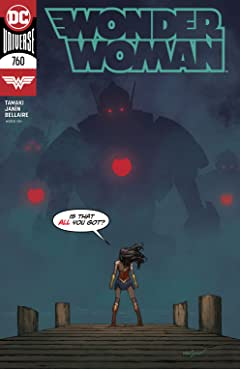 Wonder Woman (2016-) No.760