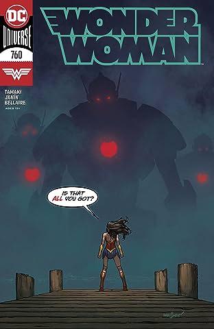 Wonder Woman (2016-) #760