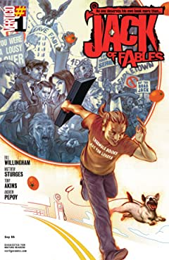 Jack Of Fables No.1