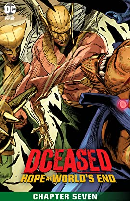 DCeased: Hope At World's End (2020) #7