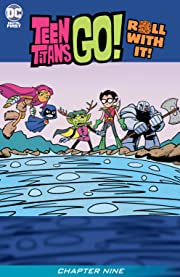 Teen Titans Go! Roll With It! (2020-) #9