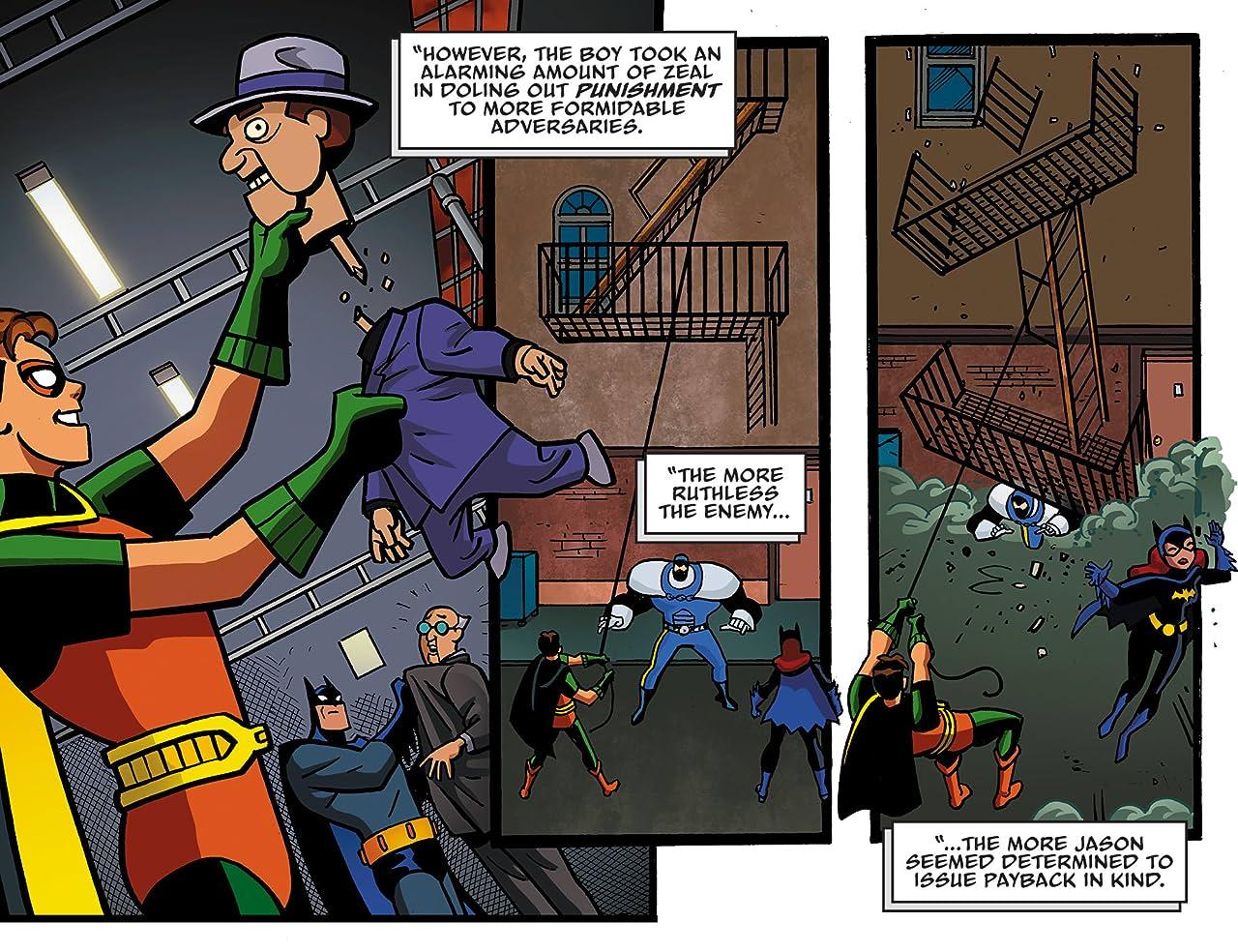 Batman: The Adventures Continue (2020-) #10