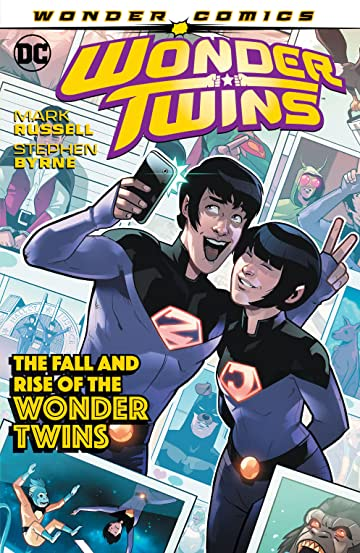 Wonder Twins (2019-) Vol. 2: The Fall and Rise of the Wonder Twins