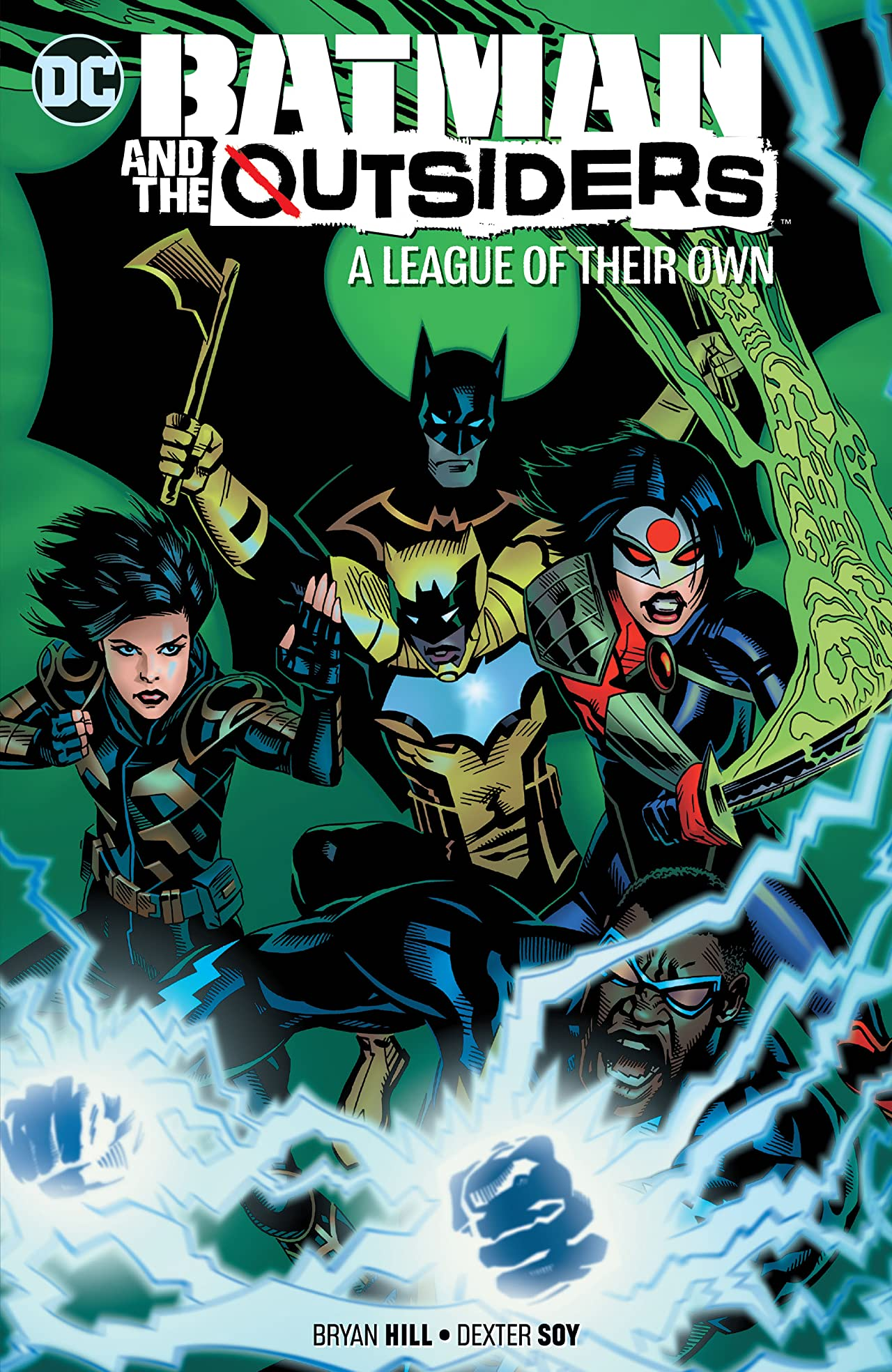 Batman and the Outsiders (2019-) Vol. 2: A League of Their Own