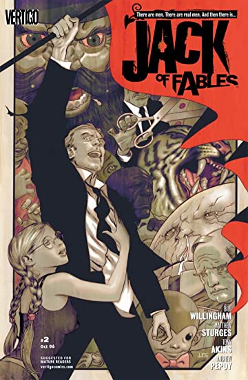 Jack Of Fables No.2