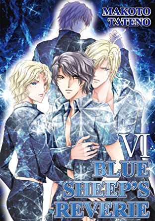 BLUE SHEEP'S REVERIE (Yaoi Manga) Vol. 6