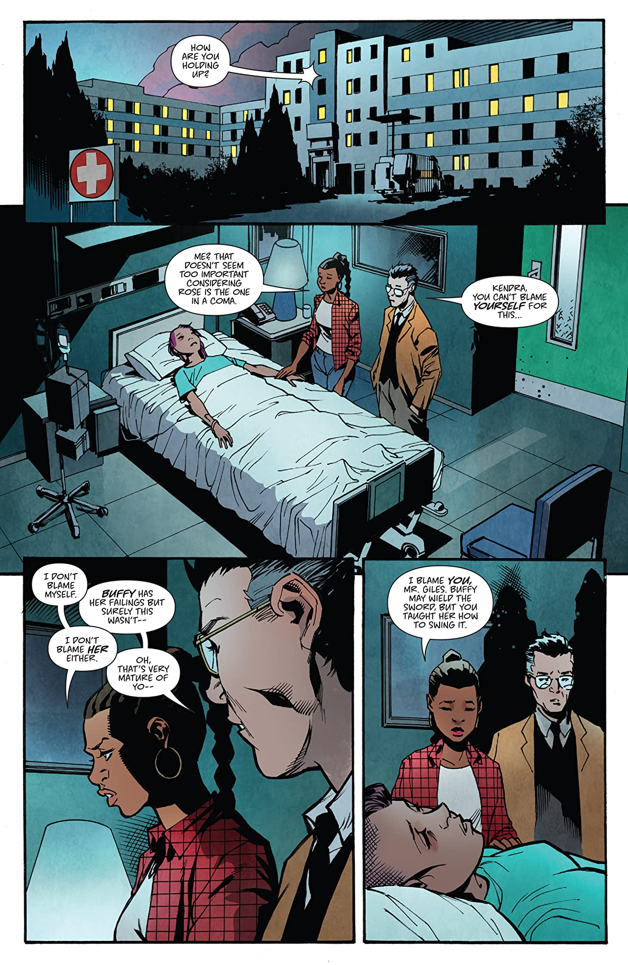 Buffy the Vampire Slayer #16