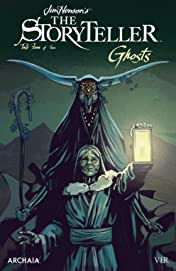 Jim Henson's The Storyteller: Ghosts #4