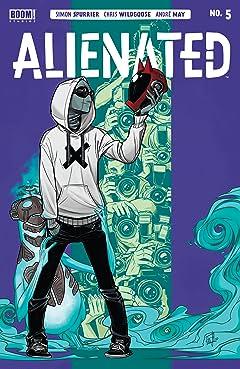 Alienated #5