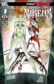 Gotham City Sirens #1
