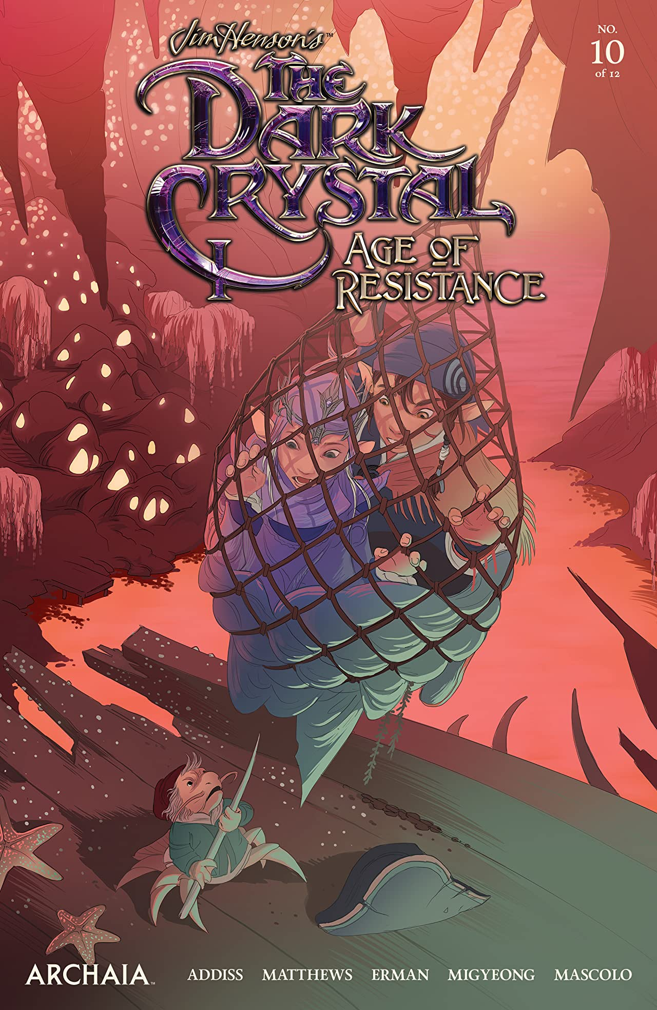 Jim Henson's The Dark Crystal: Age of Resistance #10