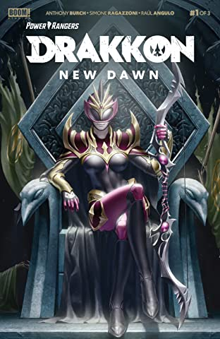 Power Rangers: Drakkon New Dawn #1
