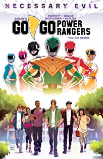 Saban's Go Go Power Rangers Vol. 7