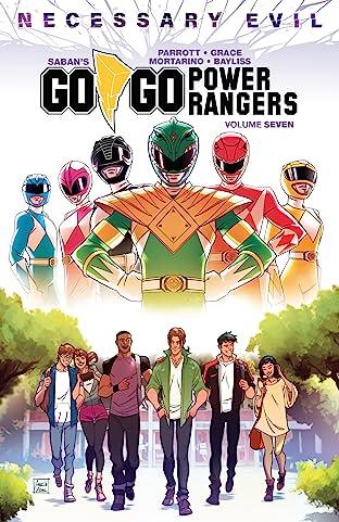 Saban's Go Go Power Rangers Tome 7