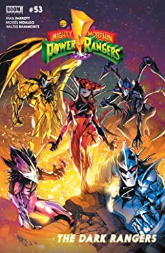 Mighty Morphin Power Rangers No.53