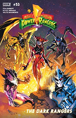 Mighty Morphin Power Rangers #53