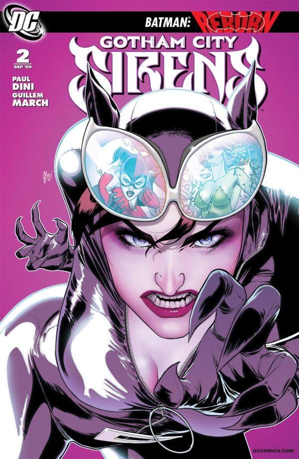 Gotham City Sirens #2