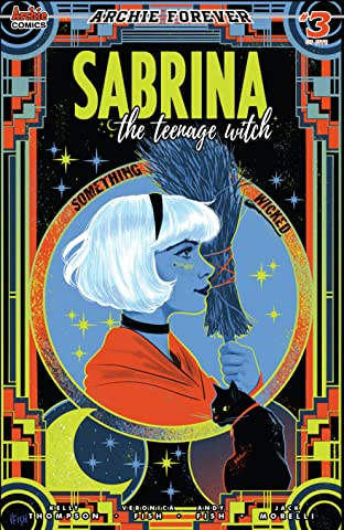 Sabrina: Something Wicked #3
