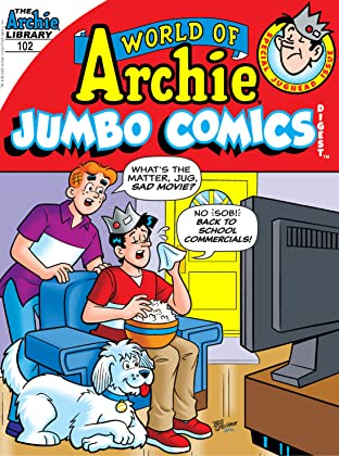 World of Archie Double Digest #102