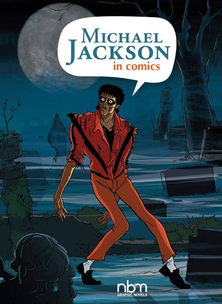 Michael Jackson in Comics