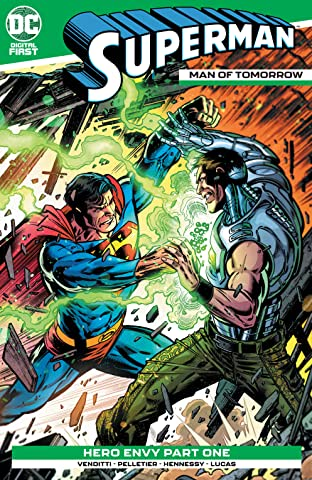 Superman: Man of Tomorrow #14