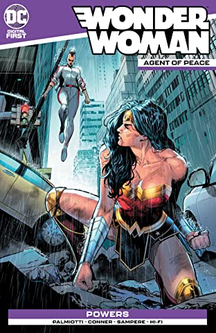 Wonder Woman: Agent of Peace No.11