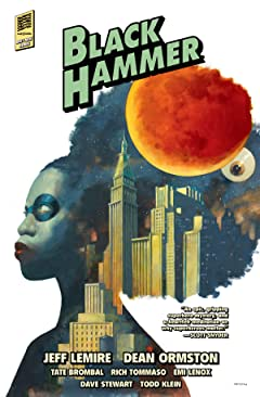 Black Hammer Library Edition Vol. 2
