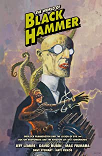The World of Black Hammer Library Edition Vol. 1