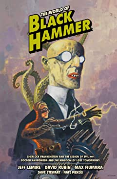 The World of Black Hammer Library Edition Tome 1