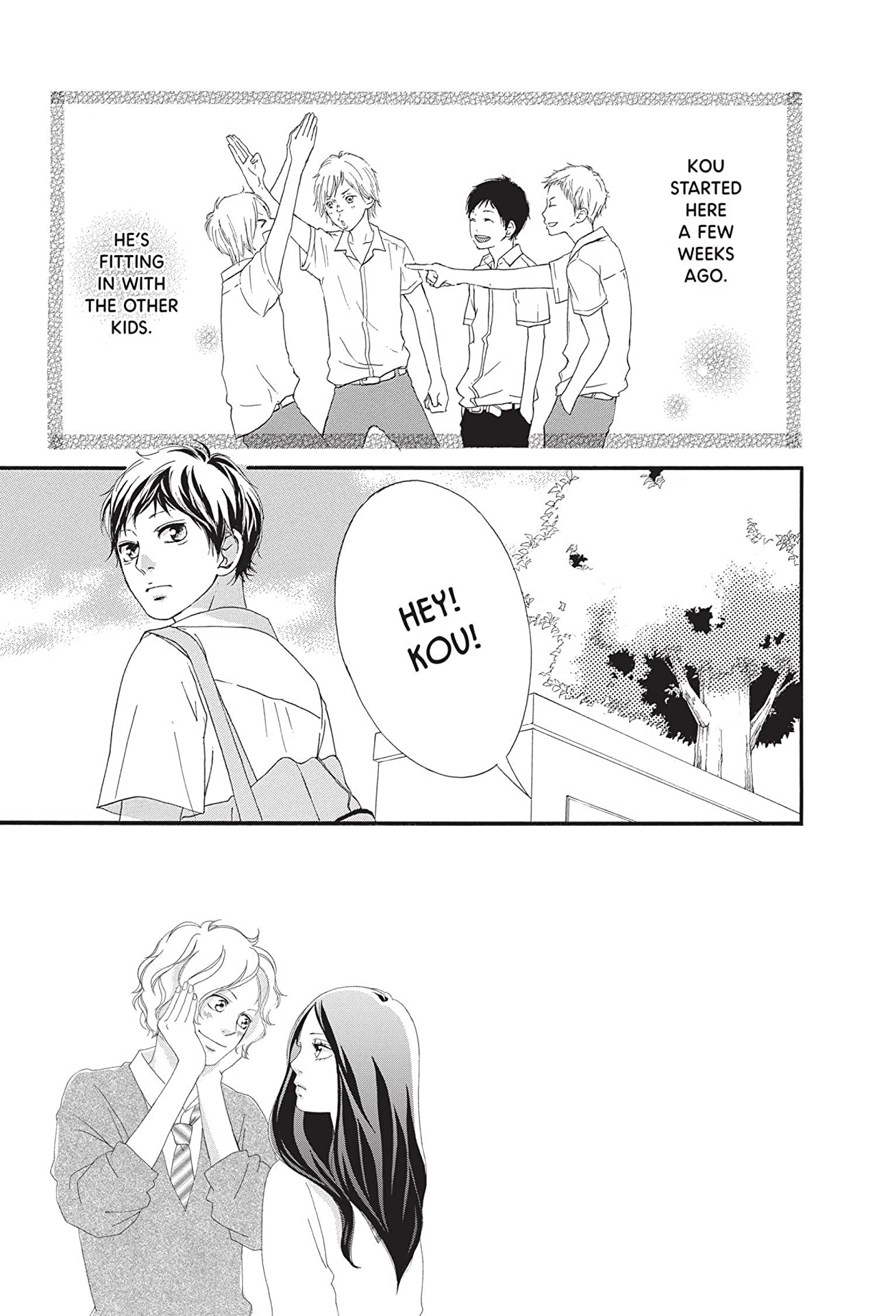 Ao Haru Ride Vol. 12
