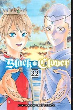 Black Clover Tome 22: Dawn