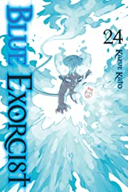 Blue Exorcist Vol. 24