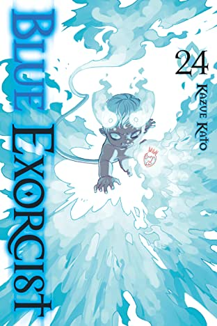 Blue Exorcist Tome 24