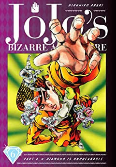 JoJo's Bizarre Adventure: Part 4--Diamond Is Unbreakable Vol. 6
