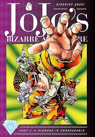 JoJo's Bizarre Adventure: Part 4--Diamond Is Unbreakable Tome 6