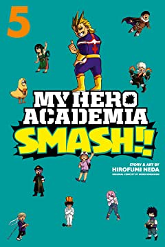 My Hero Academia: Smash!! Tome 5