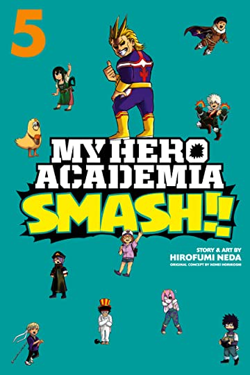 My Hero Academia: Smash!! Vol. 5
