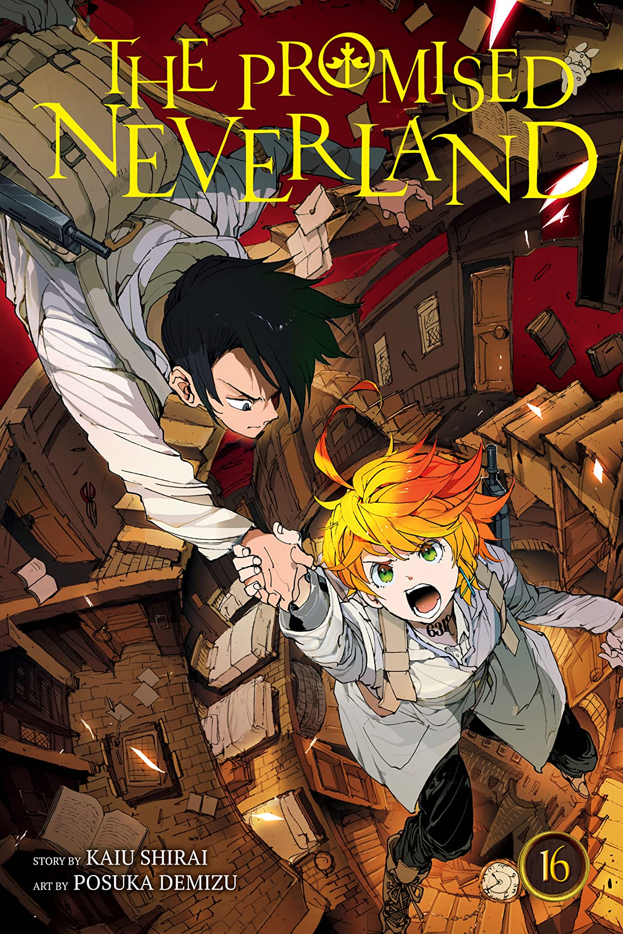 The Promised Neverland Vol. 16: Lost Boy