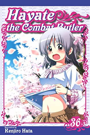 Hayate the Combat Butler Vol. 36