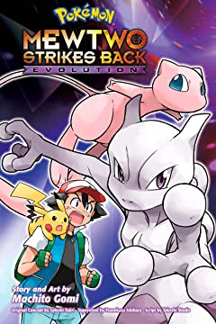 Pokemon: Mewtwo Strikes Back Evolution Vol. 1