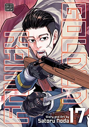 Golden Kamuy Vol. 17