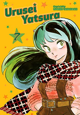 Urusei Yatsura Vol. 7