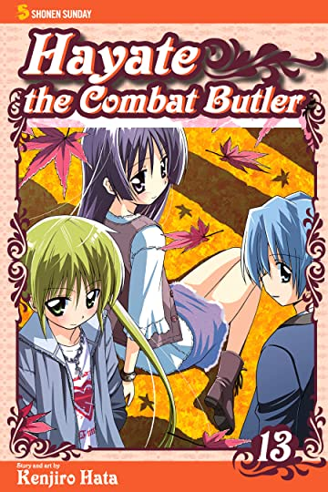 Hayate the Combat Butler Vol. 13