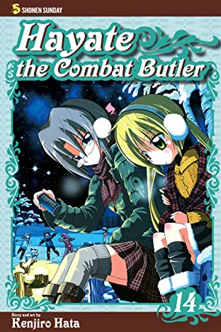 Hayate the Combat Butler Vol. 14